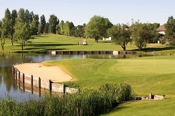 Golf Club At Heather Ridge