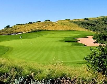 Red Hawk Ridge Golf Course