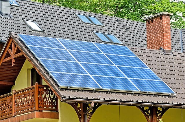 Home and consumer solar panels