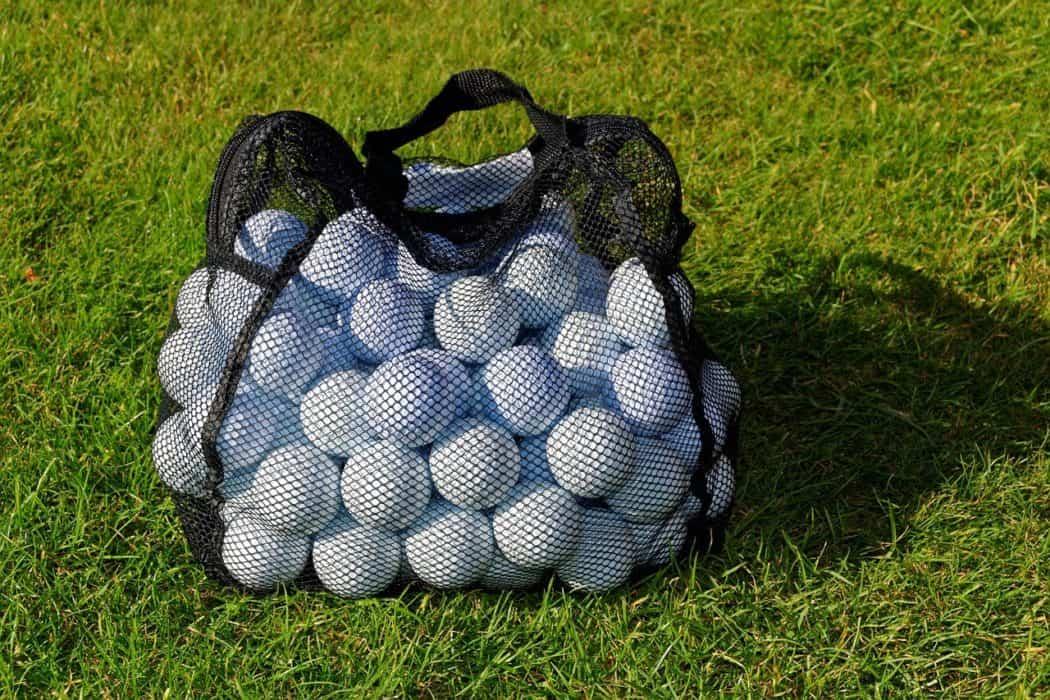 X-out Golf Balls