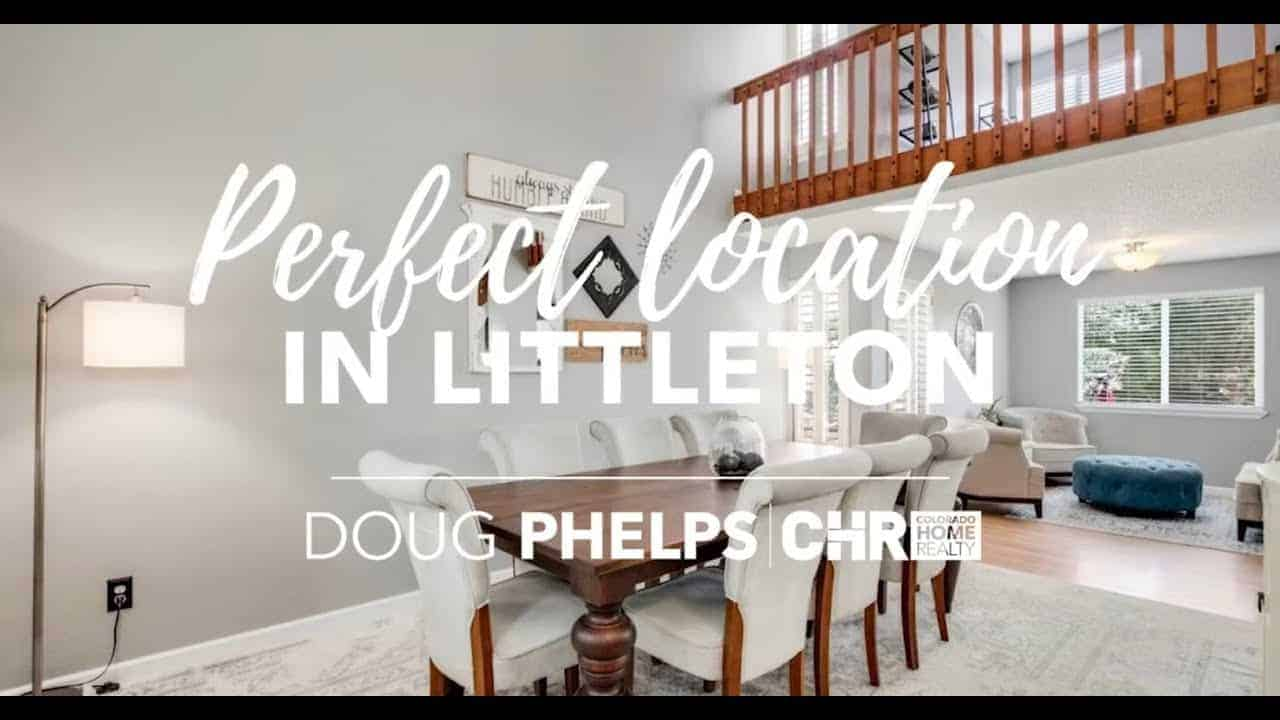 """Featured image for """"Home For Sale: 12528 W Prentice Dr., Littleton, CO 80127"""""""